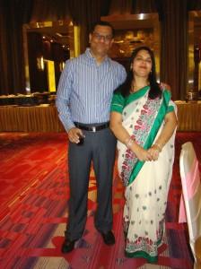Gitika Khare, Rahul Khare